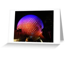 Our Spaceship Earth Greeting Card