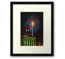 Happy 4th of July! Framed Print