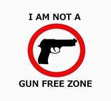 Not A Gun Free Zone Unisex T-Shirt
