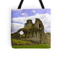 Kirkham Abbey Ruins #3 Tote Bag