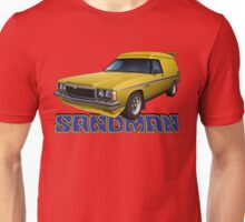 HZ Holden Sandman Panel Van - Yellow Unisex T-Shirt
