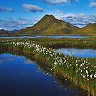 Mt. Litli Kýlingur by Árni  Tryggvason