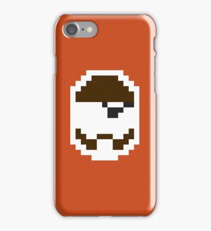 Retro Demoman iPhone Case/Skin