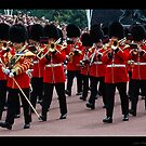 When the band comes marching in! by johnsmith148