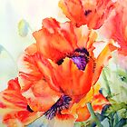 A Year in Watercolor by Ruth S Harris