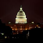 lights on the Capitol by 1busymom