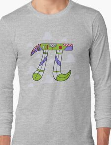 To Infinity Long Sleeve T-Shirt