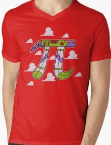 To Infinity Mens V-Neck T-Shirt