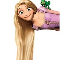 Tangled iPhone Case (and everything else) by onceuponatimes