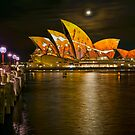 One of many.....A Vivid Opera House by Jason Ruth
