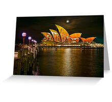 One of many.....A Vivid Opera House Greeting Card