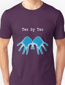 Hands of Blue (in Black) T-Shirt