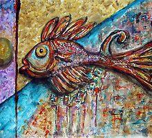 Fish  by PoetryArt