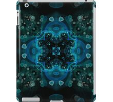 ©DA FS Hearts Fractions Mantra V1B. iPad Case/Skin