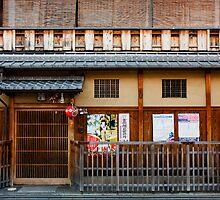 Geisha House by davidh1978