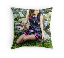 Gypsy Hill Throw Pillow