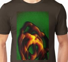 Abstract #8- Entangled Bodies Unisex T-Shirt