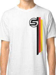 Vettel 5 - Helmet design Classic T-Shirt