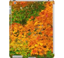 Golden Trees iPad Case/Skin