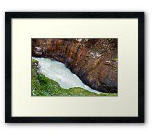 White River Framed Print