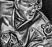Marian Hossa by melissapeterson
