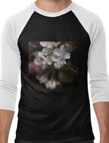 Apple blossoms Men's Baseball ¾ T-Shirt