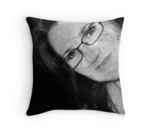 Stress Reveals Itself Throw Pillow