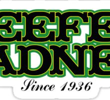 REEFER MADNESS Sticker