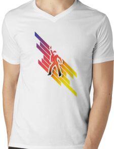 1970 Disco Mens V-Neck T-Shirt