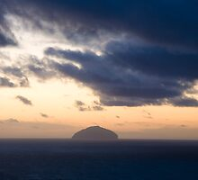 Ailsa Craig by Mark Baldwyn