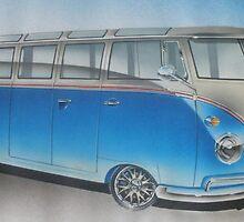 VW TIPE 2 by thekornerstone