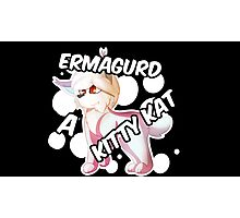 Alexi - ERMAGURD A KITTY KAT (OFFICIAL) Photographic Print