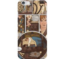 Frodo's New Bed iPhone Case/Skin