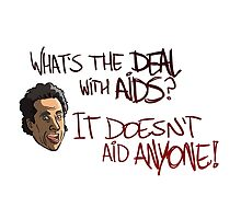 What's The Deal With AIDS? by alexdaily