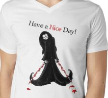 Have a Nice Day! Mens V-Neck T-Shirt