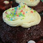Chocolate Cupcake by TabithaPayne