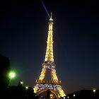 An Eiffel of the City of Light by Keith Richardson