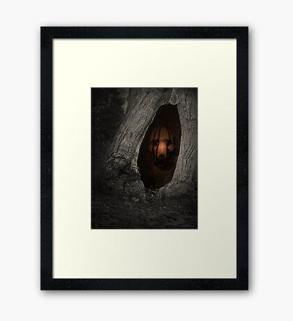 Headhunter 02 Framed Print