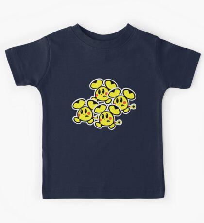 Pikachu Chu Rocket Kids Tee
