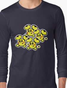 Pikachu Chu Rocket Long Sleeve T-Shirt