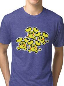 Pikachu Chu Rocket Tri-blend T-Shirt