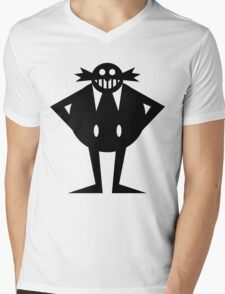 Deco Robotnik Mens V-Neck T-Shirt