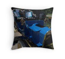 1906 Mitchell Runabout Throw Pillow