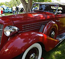 1935 Auburn 851 Cabriolet by TeeMack