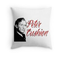 Peter Cushion Throw Pillow