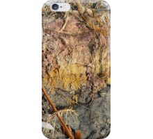 Clay Layers  iPhone Case/Skin