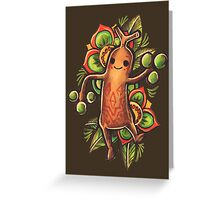 Sudowoodo Greeting Card