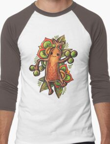 Sudowoodo Men's Baseball ¾ T-Shirt