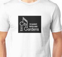 City Gardens - Punk Card Tee Shirt (v. 2.2) Unisex T-Shirt