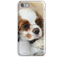 Naturally, I'm A Vanity Fair Girl iPhone Case/Skin
